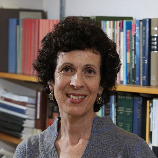 Prof.Daphna Lewinsohn-Zamir