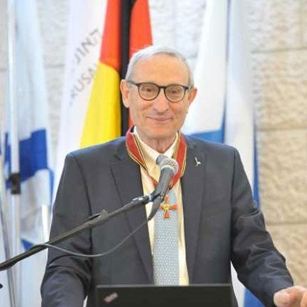 Prof. Menahem Ben-Sasson
